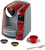 Theo Klein 9543 Bosch Tassimo Coffee Machine I Can be Filled up with Water, Which Runs Through with...