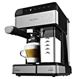Cecotec Semi-Automatic Coffee Maker, Power Instant-ccino, 20 Bar of Pressure, Capacity 1.4 L,...