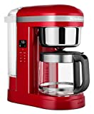 KitchenAid 12 Cup Drip Coffee Maker Empire Red