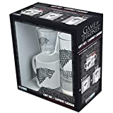 ABYstyle Studio Z891030 Game of Thrones Gift Set - Stark Pack, Winter is Coming, Multicoloured