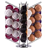 Dolce Gusto 56 Coffee Pod Rotating Capsules Holder Stand Dispenser | Faultless Removal System |...