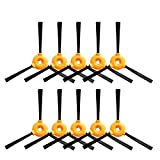 Pack of 10Louu Conga Excellence Robotic Vacuum Cleaner Side Brush Parts Replacement Parts