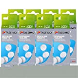 Bosch TCZ6004 Descaling Tablets for All Tassimo Beverage Machines (Pack of 8)