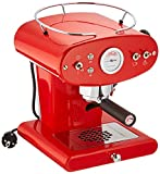 Francis Francis for Illy X1 Ground Coffee Machine, Red