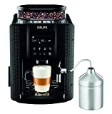 KRUPS Automatic Coffee Machine 1.8 l 15 bar, AutoCappuccino System, LC Display Black