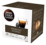NESCAFÉ Dolce Gusto Espresso Intenso Coffee Pods, 16 capsules (48 Servings, Pack of 3, Total 48...