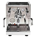 ECM Technika IV Espresso Machine with Water Tank, Polished Stainless Steel