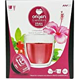 Tea Fruit of the Forest Origin Compatible Sensations, 16Capsules Dolce Gusto