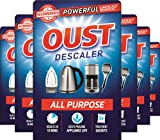Oust Powerful All Purpose Descaler, Limescale Remover – Ideal for Kettles, Coffee Machines, Irons...