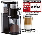 Rommelsbacher Coffee Mill with Disc Grinder