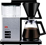 Melitta Aroma Signature Deluxe, 1007-02, Filter Coffee Machine with Glass Jug, Timer and...