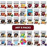 Tassimo Pods - Pick Any 5 Packs, Choose from 32 Coffee Flavours