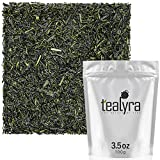 Tealyra - Gyokuro Ureshinocha - Japanese - Finest Hand Picked - Green Tea - Organically Grown -...