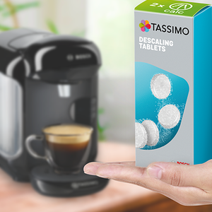 How To Decalcify A Tassimo Coffee Maker