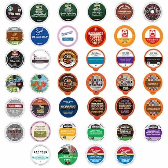 kcups capsules