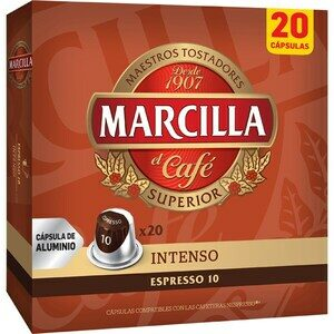marcilla coffee pods
