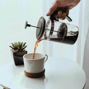 How To Prepare Coffee With The French Press Method